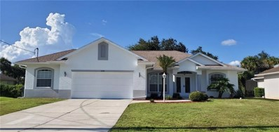 1388 W Hillsborough Boulevard, North Port, FL 34288 - MLS#: R4901645