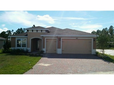 467 Bel Air Way, Poinciana, FL 34759 - MLS#: S4834931
