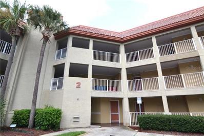 6337 Parc Corniche Drive UNIT 2311, Orlando, FL 32821 - MLS#: S4834934