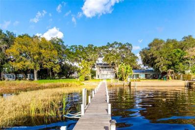 6244 Alligator Lake Shore E, Saint Cloud, FL 34771 - MLS#: S4842055