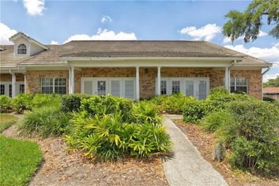 501 E Oak Street UNIT F, Kissimmee, FL 34744 - MLS#: S4844849