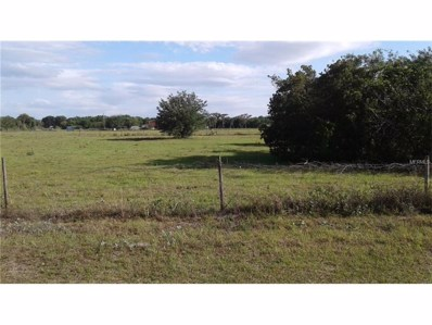 190 S Canoe Creek Road, Kenansville, FL 34739 - MLS#: S4846007