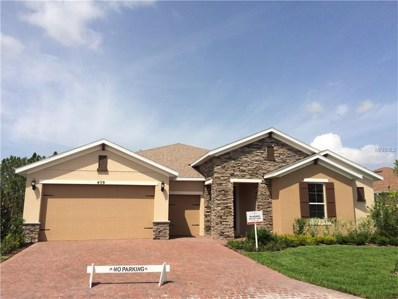 459 Bel Air Way, Poinciana, FL 34759 - MLS#: S4846587