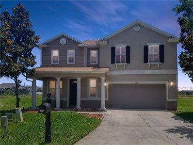 667 Aster Drive, Davenport, FL 33897 - MLS#: S4846891