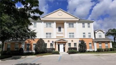 7637 Heritage Crossing Way UNIT 101, Reunion, FL 34747 - MLS#: S4847021
