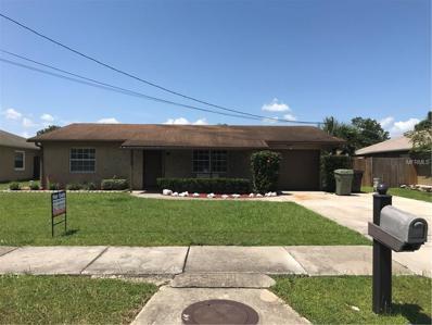 606 N Lavon Avenue, Kissimmee, FL 34741 - MLS#: S4847600