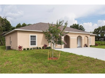 816 A & B Abbeville Court, Kissimmee, FL 34759 - MLS#: S4848135