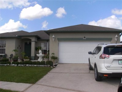 2502 Buttercup Court, Kissimmee, FL 34758 - MLS#: S4849881