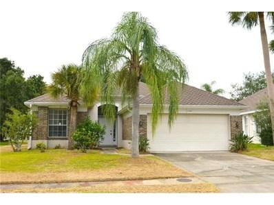 1744 Golfview Drive, Kissimmee, FL 34746 - MLS#: S4850202