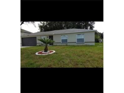 506 Hummingbird. Ct, Poinciana, FL 34759 - MLS#: S4850809