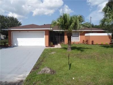 701 Hamster Way, Poinciana, FL 34759 - MLS#: S4851045