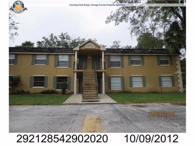 7684 Forest City Road UNIT 166, Orlando, FL 32810 - MLS#: S4851323