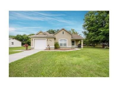 456 E 10TH Street, Saint Cloud, FL 34769 - MLS#: S4851343