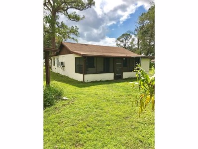 2166 Christopher Lane, Saint Cloud, FL 34771 - MLS#: S4851505