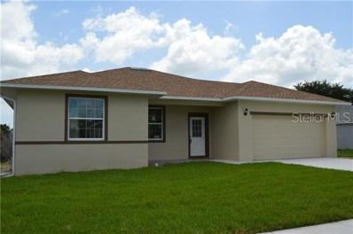 3978 Tangle Drive, Titusville, FL 32796 - MLS#: S4851729