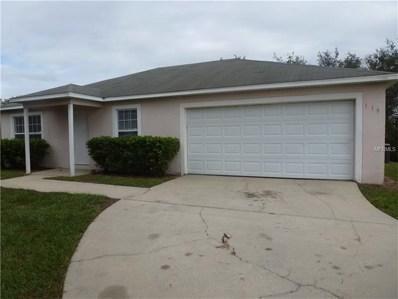 119 Herring Lane, Poinciana, FL 34759 - MLS#: S4852019