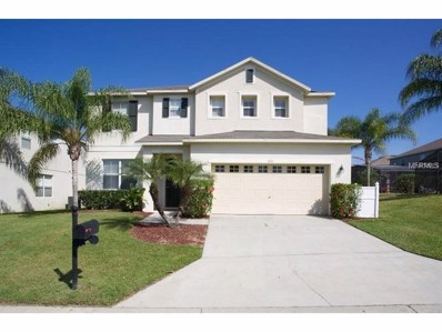 621 Aldridge Lane, Davenport, FL 33897 - MLS#: S4852408