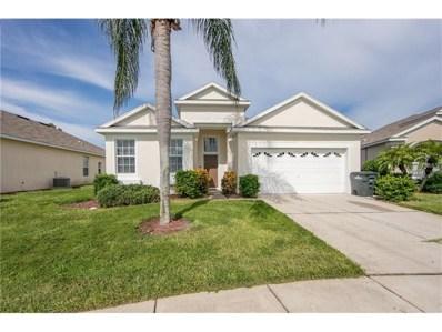 8140 Fan Palm Way, Kissimmee, FL 34747 - MLS#: S4852468