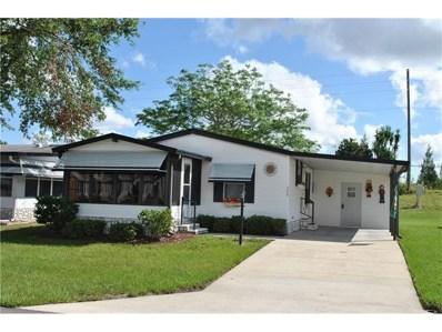 326 Nesbitt Park Avenue, Davenport, FL 33897 - MLS#: S4852480