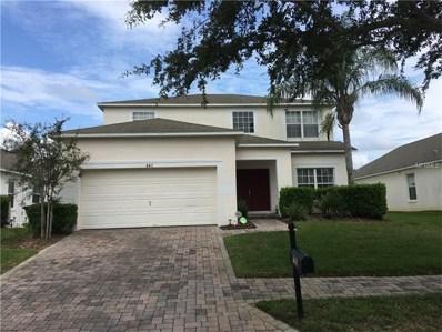 441 Balmoral Drive, Davenport, FL 33896 - MLS#: S4852522
