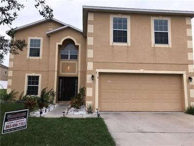210 Feldspar Street, Haines City, FL 33844 - MLS#: S4852676