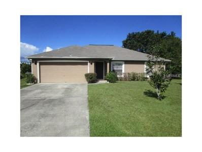 723 Caribou Drive, Poinciana, FL 34759 - MLS#: S4853268