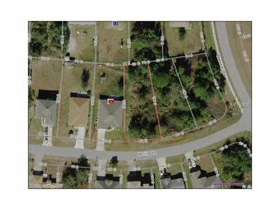 105 Herring Lane, Poinciana, FL 34759 - MLS#: S4853355