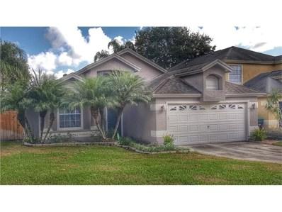 7621 Redwood Country Road, Orlando, FL 32835 - MLS#: S4853409