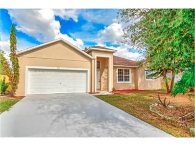 419 Marlberry Leaf Avenue, Kissimmee, FL 34758 - MLS#: S4853561