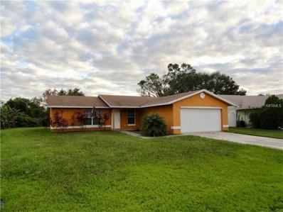 625 Fisher Court, Poinciana, FL 34759 - MLS#: S4853683