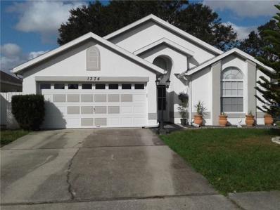 1374 Sierra Circle, Kissimmee, FL 34744 - MLS#: S4853776