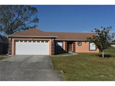 609 Madrid Drive, Kissimmee, FL 34758 - MLS#: S4853962