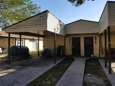 2538 Chestnut Woods Drive, Lakeland, FL 33815 - MLS#: S4854405
