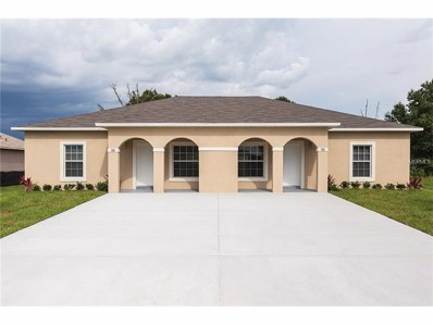 828 Abbeville Court UNIT A, Kissimmee, FL 34759 - MLS#: S4854471
