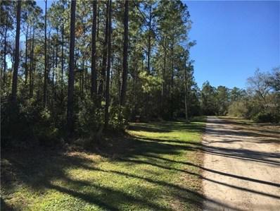 8816 Thacker Trail, Kissimmee, FL 34747 - #: S4854499