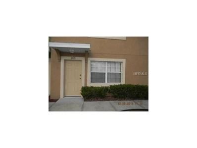 215 Manoel Silva Street, Kissimmee, FL 34743 - MLS#: S4854706