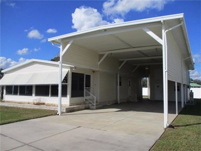 5018 Northshore Drive, Polk City, FL 33868 - MLS#: S4854817