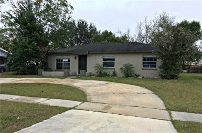 5423 Coyote Trail, Orlando, FL 32808 - MLS#: S4855229