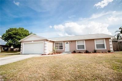 208 Citrus Drive, Kissimmee, FL 34743 - MLS#: S4855261