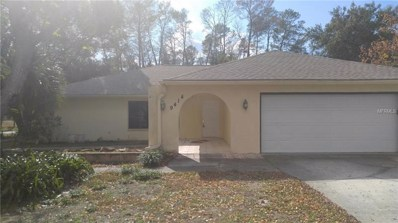 9414 Heidi Lane, Spring Hill, FL 34608 - MLS#: S4855308