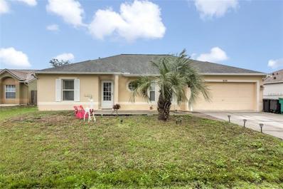 606 Brockton Drive, Kissimmee, FL 34758 - MLS#: S4855342