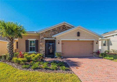 363 Via Torrente Drive, Poinciana, FL 34759 - MLS#: S4855447