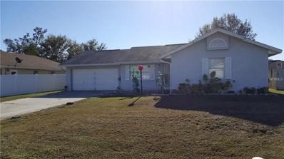 716 Del Ray Drive, Kissimmee, FL 34758 - MLS#: S4855471