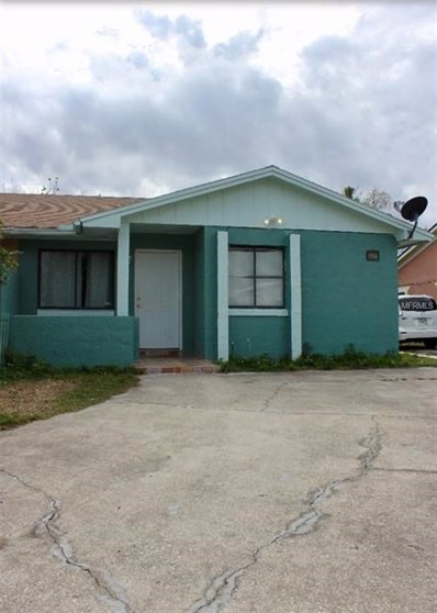 1904 Dardanelle Drive, Orlando, FL 32808 - MLS#: S4855686