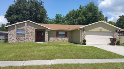 2429 Franklin Drive, Kissimmee, FL 34744 - MLS#: S4855809