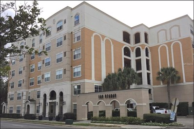 300 E South Street UNIT 6011, Orlando, FL 32801 - MLS#: S4855892
