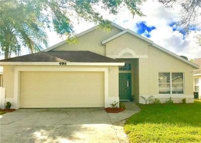 4914 Sausalito Lane, Kissimmee, FL 34746 - MLS#: S4856288