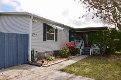 1097 Greenskeep Drive, Kissimmee, FL 34741 - MLS#: S4856328