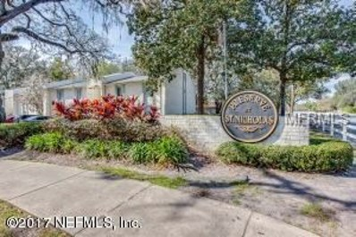 3952 Atlantic Boulevard UNIT L01, Jacksonville, FL 32207 - MLS#: S4856518