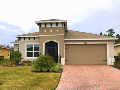 808 Pacific Ridge Road, Poinciana, FL 34759 - MLS#: S4856804